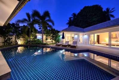 Baan Rim Talay - Koh Samui villa