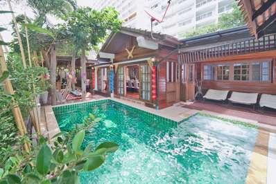 Baan Ruean Thai - Pattaya villa