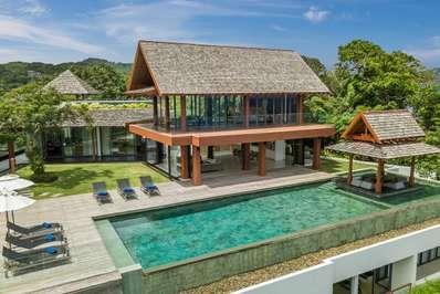 Baan Santisuk - Phuket villa