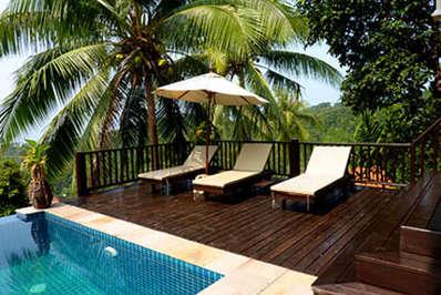Baan Suay - Koh Phangan villa