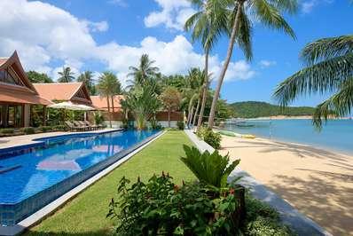 Baan Tawantok Beach Villa 1 - Koh Samui villa