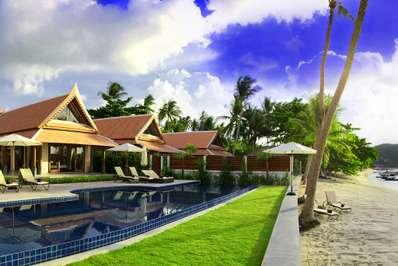 Baan Tawantok Beach Villa 2 - Koh Samui villa