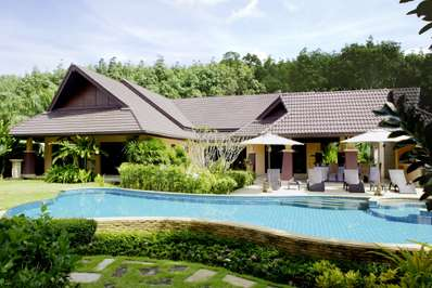Baan Zoe - Krabi villa