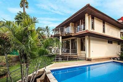 Ban Talay Khaw O3 - Koh Samui villa