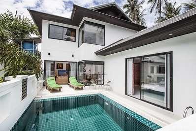 Banthai Villa 11 - Koh Samui villa