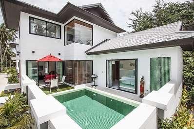 Banthai Villa 12 - Koh Samui villa
