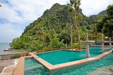Krabi Beachfront Resort Family - Krabi villa