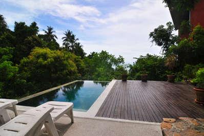 Casa Fah See Thong - Koh Phangan villa