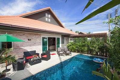 Casterly Villa - Pattaya villa
