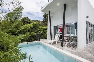 Chaweng Design Villa No.1 - Koh Samui villa