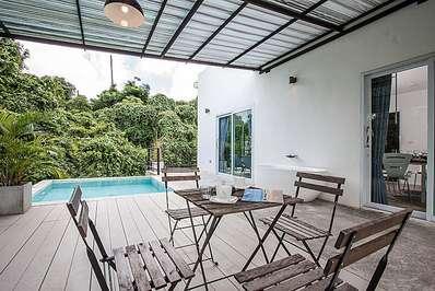 Chaweng Design Villa No.5 - Koh Samui villa