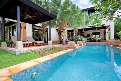 Chom Tawan Deluxe - Phuket villa