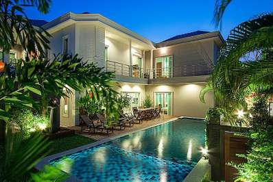 City Haven Villa - Pattaya villa