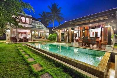 Emerald Sands - Koh Samui villa