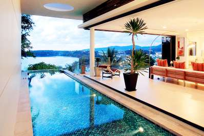 The Heights Luxury Penthouse A2 - Phuket villa