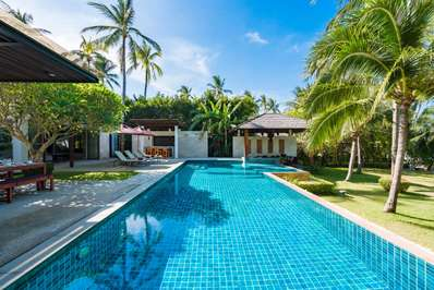 Inasia Villa - Koh Samui villa
