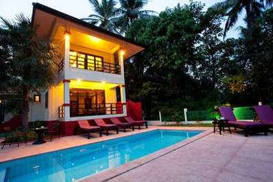 Island View Villa - Koh Phangan villa