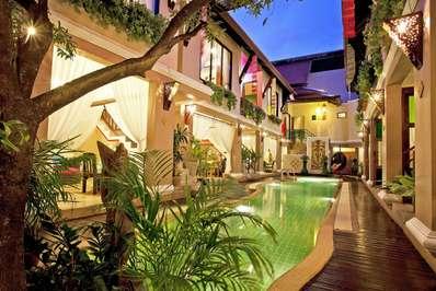 Jomtien Lotus Villa - Pattaya villa