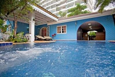 Jomtien Paradise Villa - Pattaya villa