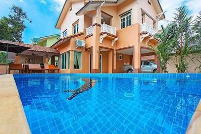Jomtien Summertime Villa B - Pattaya villa