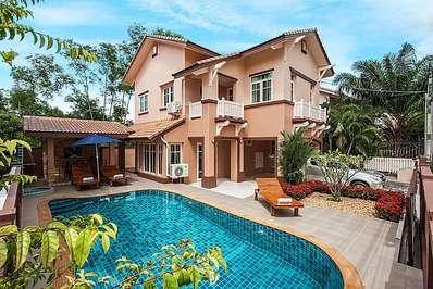 Jomtien Summertime Villa C - Pattaya villa