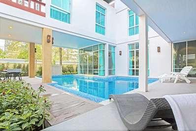Jomtien Waree 8 - Pattaya villa