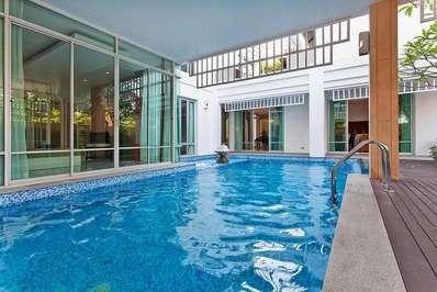Jomtien Waree 9 - Pattaya villa