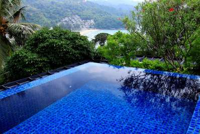 Jungle Paradise Penthouse - Phuket villa