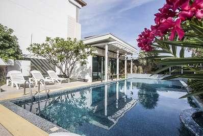 Kannika Villa - Pattaya villa