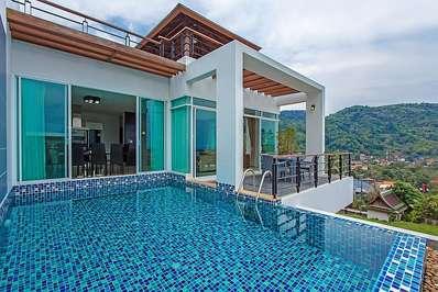 Kata Horizon Villa A1 - Phuket villa