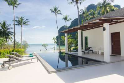 The Beach House - Krabi villa