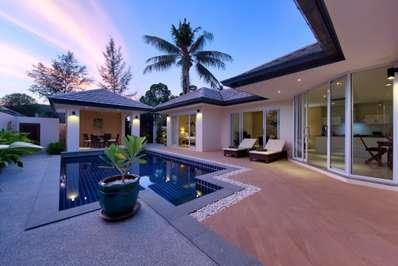 Lipa Talay Sawng - Koh Samui villa