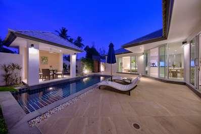 Lipa Talay See - Koh Samui villa