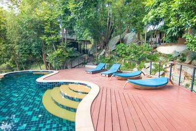 Lom Choi Villa - Koh Phangan villa