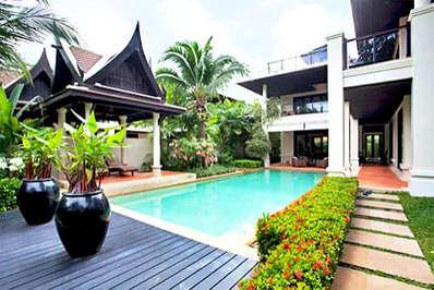 Maan Tawan Villa - Phuket villa