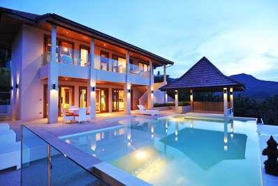Maenam Hills Villa