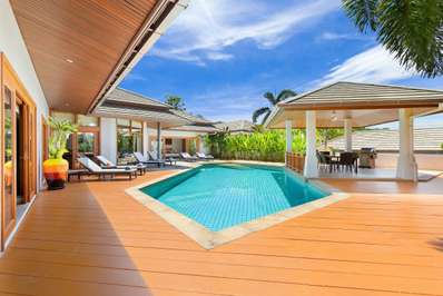 Mai Thai - Koh Samui villa