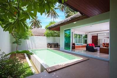Moonscape Villa 206 - Koh Samui villa