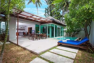 Moonscape Villa 207 - Koh Samui villa