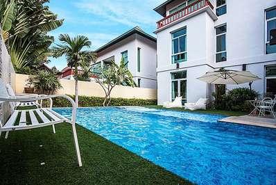 Jomtien Waree 6 - Pattaya villa