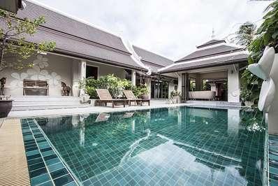 Namuang Villa - Koh Samui villa
