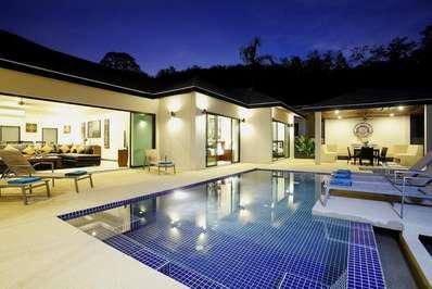 Onyx Villa - Phuket villa