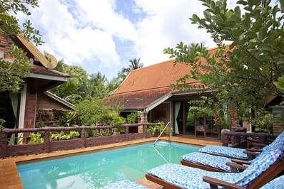 Orchard Paradise Villa - Krabi villa