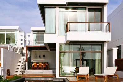 Pacific Hideaway Villa