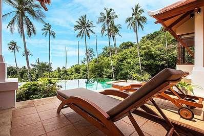 Pailin Garden Palace - Koh Samui villa