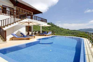 Patong Hill 5 bedroom - Phuket villa