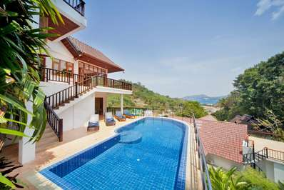 Patong Hill Estate 5 - Phuket villa