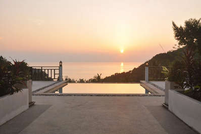 Sky Villa - Koh Phangan villa