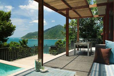 The Tree House - Koh Phangan villa
