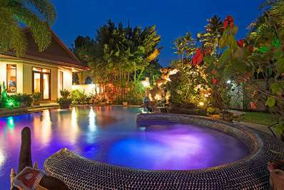 Relaxing Palms Pool Villa - Pattaya villa